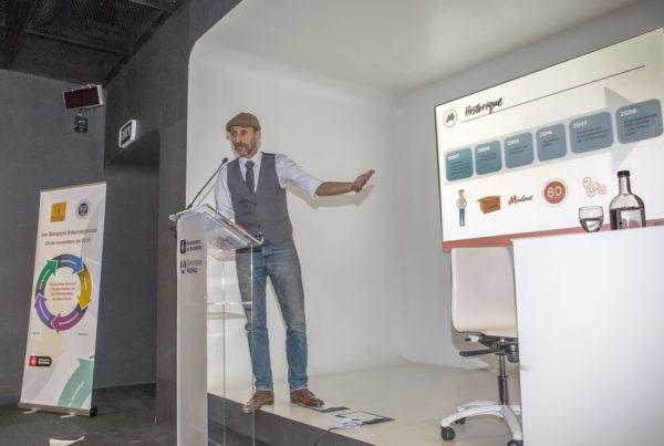 symposium international sur L'Economie Circulaire et le Développement Durable dans la Restauration de Barcelone