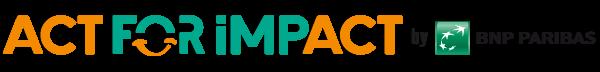logo Actforimpact by BNP Paribas