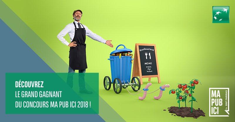 Image MaPubIci de Parlons PME par BNP Paribas